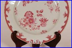 Qianlong Antique Chinese 18th c. Porcelain Famille Rose Plate
